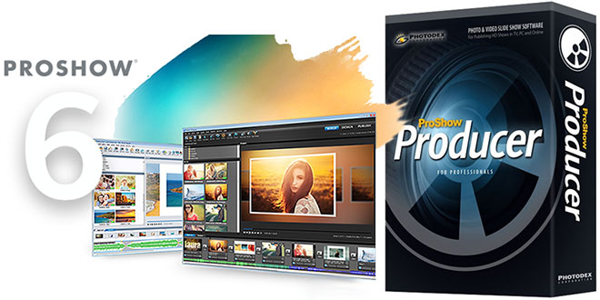 Photodex ProShow Producer 6 – ключ встроен