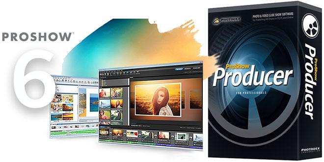 Photodex ProShow Producer 6 – ключ встроен