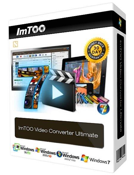 ImTOO Video Converter Ultimate на русском + ключ
