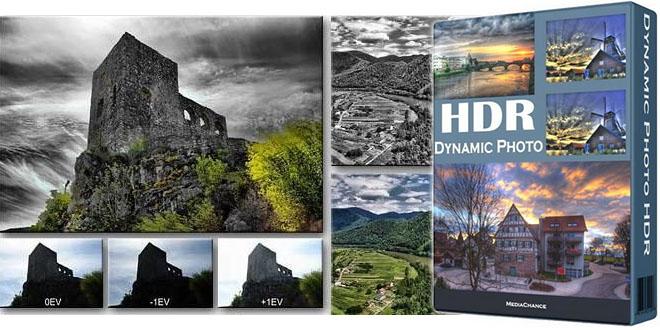 MediaChance Dynamic Photo HDR 6.01 Final