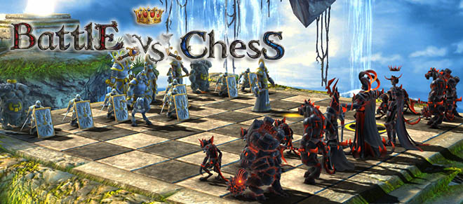 Battle vs Chess: Floating Island (2015) РС – торрент