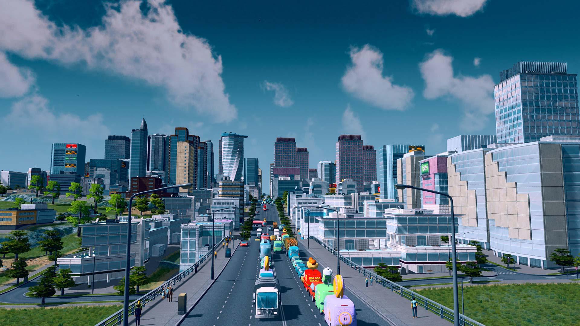Cities skylines для 32 битной системы скачать торрент