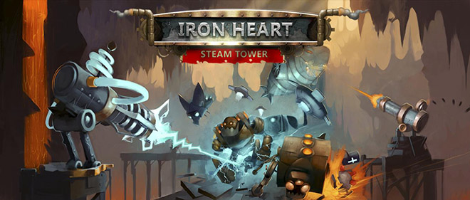 Iron Heart: Steam Tower v1.0 – полная версия