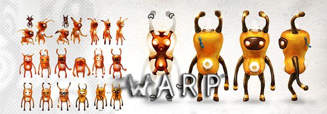 Игра: WARP на русском (2012) PC – торрент
