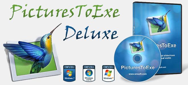 PicturesToExe Deluxe 8.0.20