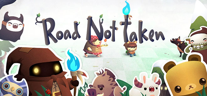 Road Not Taken – игра на компьютер