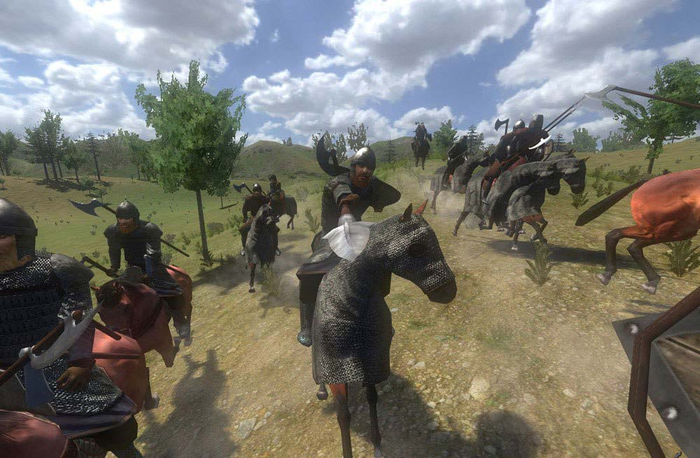 Скачать mount and blade warband rus торрент