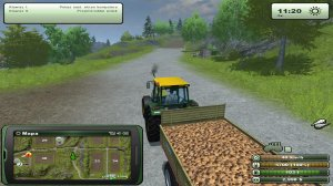 Farming Simulator 2013 - торрент