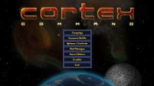 Cortex Command Build 32 - полная версия