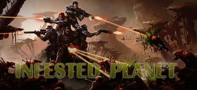 Infested Planet v1.10.9 - полная версия