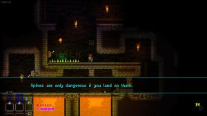 Catacomb Kids v0.1.2b - игра на стадии разработки