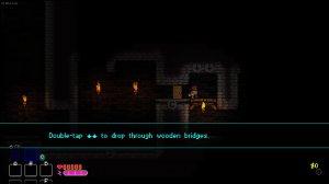 Catacomb Kids v0.1.5c - игра на стадии разработки