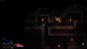 Catacomb Kids v0.1.4b - игра на стадии разработки