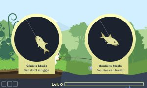 Cat Goes Fishing v01.11.2017 - полная версия