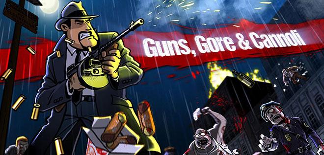 Скачать игру guns gore cannoli 2
