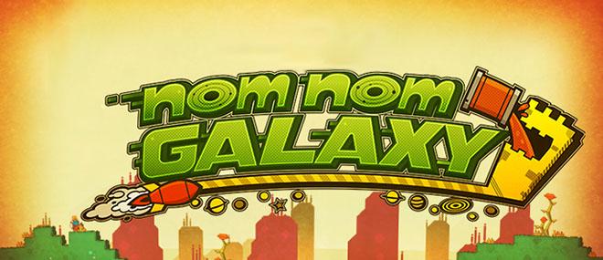 Nom Nom Galaxy v1.0.3 - полная версия