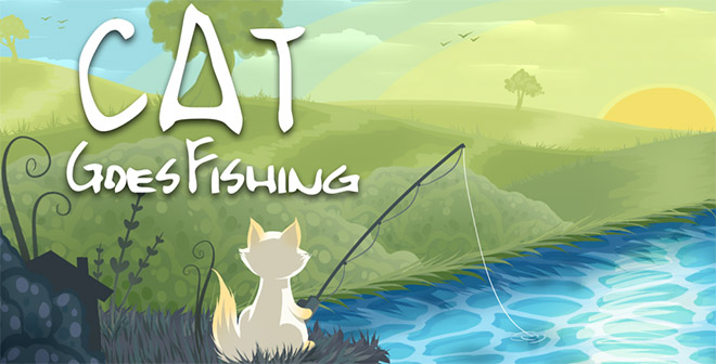 Cat Goes Fishing v01.11.2017 - полная версия