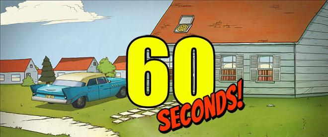 Скачать игру: 60 Seconds!