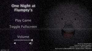 One Night at Flumpty's – игра на компьютер