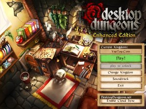 Desktop Dungeons. Enhanced Edition v1.57 + 1DLC - полная версия