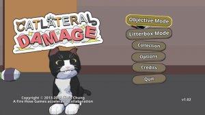 Catlateral Damage v1.2 - полная версия
