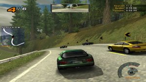 Need for Speed: Hot Pursuit 2 (2002) PC – торрент