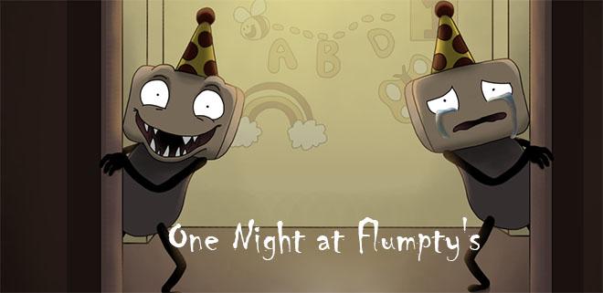 One Night at Flumpty's – игра на компьютер