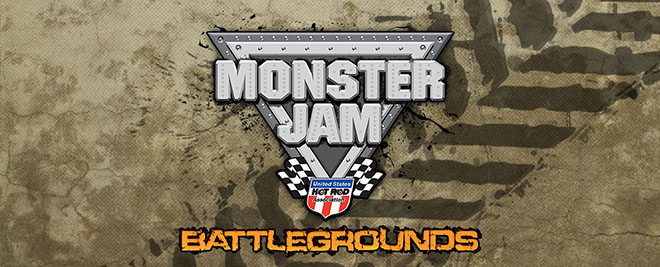 Monster Jam Battlegrounds - полная версия