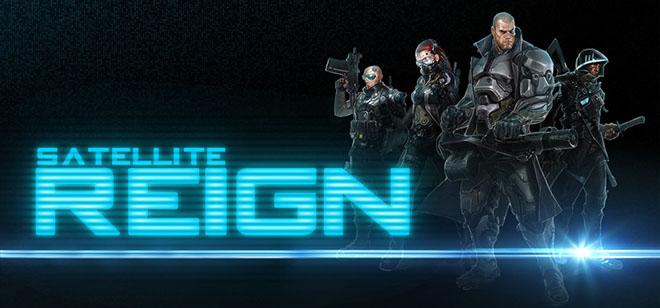 Satellite Reign v0.62 - игра на стадии разработки