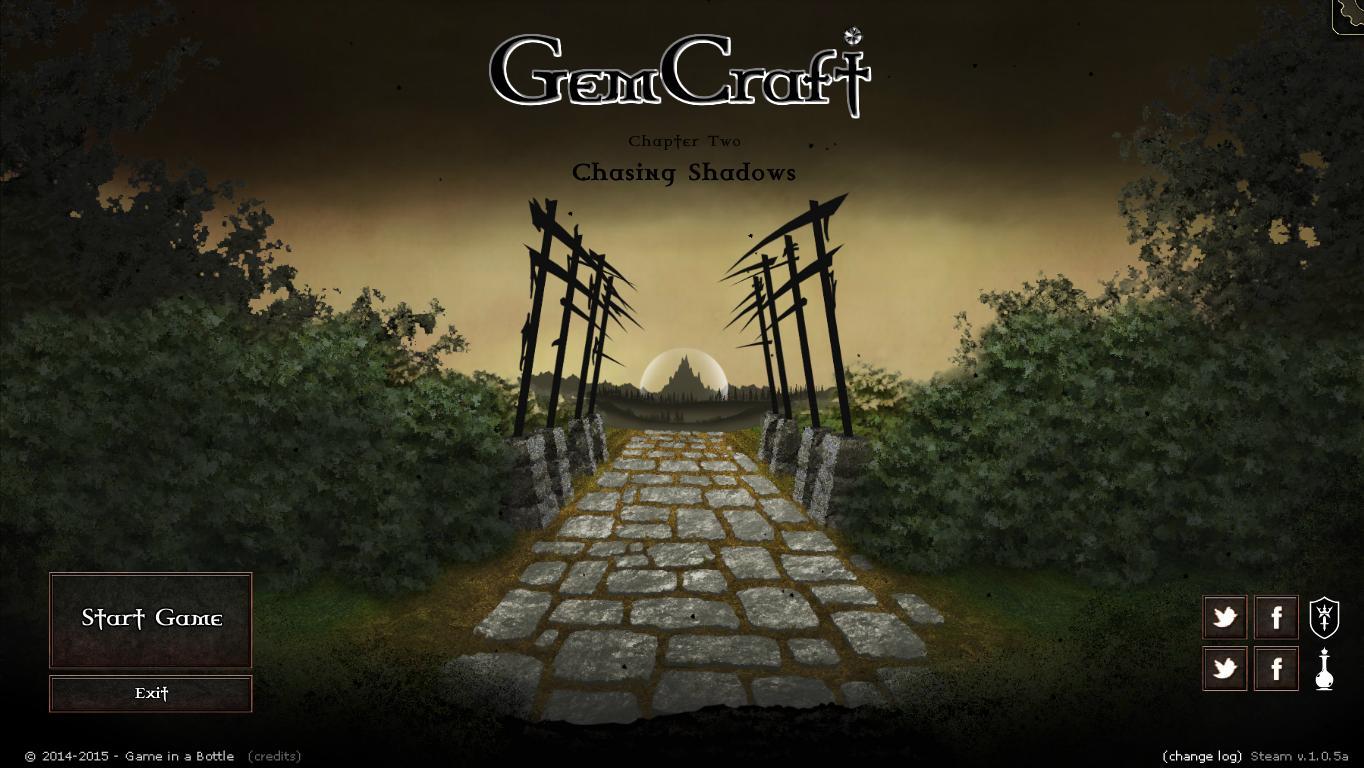 Gemcraft Chasing Shadows (2015) (1.0.5A)
