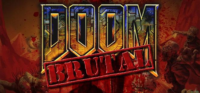 Brutal Doom v21 RC8 - игра на стадии разработки