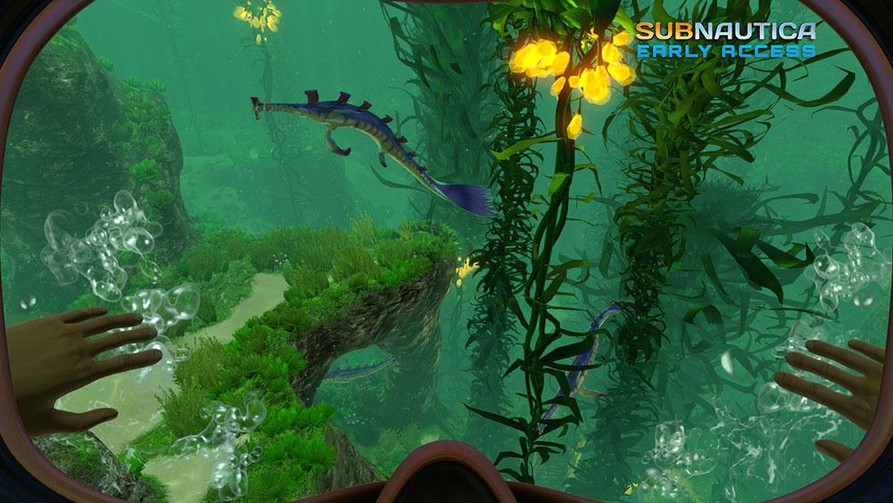скачать игру Subnautica на русском через торрент - фото 5