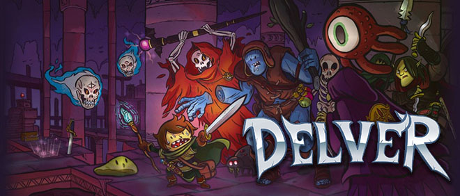 Delver v1.01 - полная версия