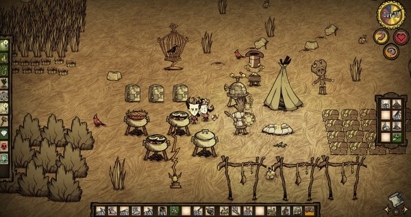Don't Starve Together v203695