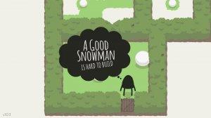 A Good Snowman Is Hard To Build v1.0.3 - полная версия