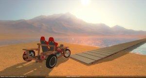 GearBlocks v0.5.6628 - игра на стадии разработки