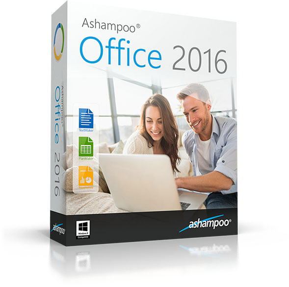 Ashampoo Office 2016.741 + crack