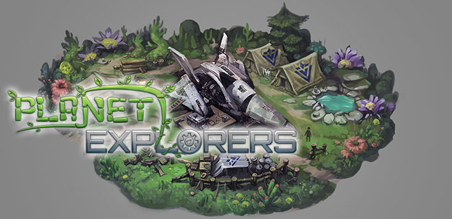 Planet Explorers v1.1.0 – торрент