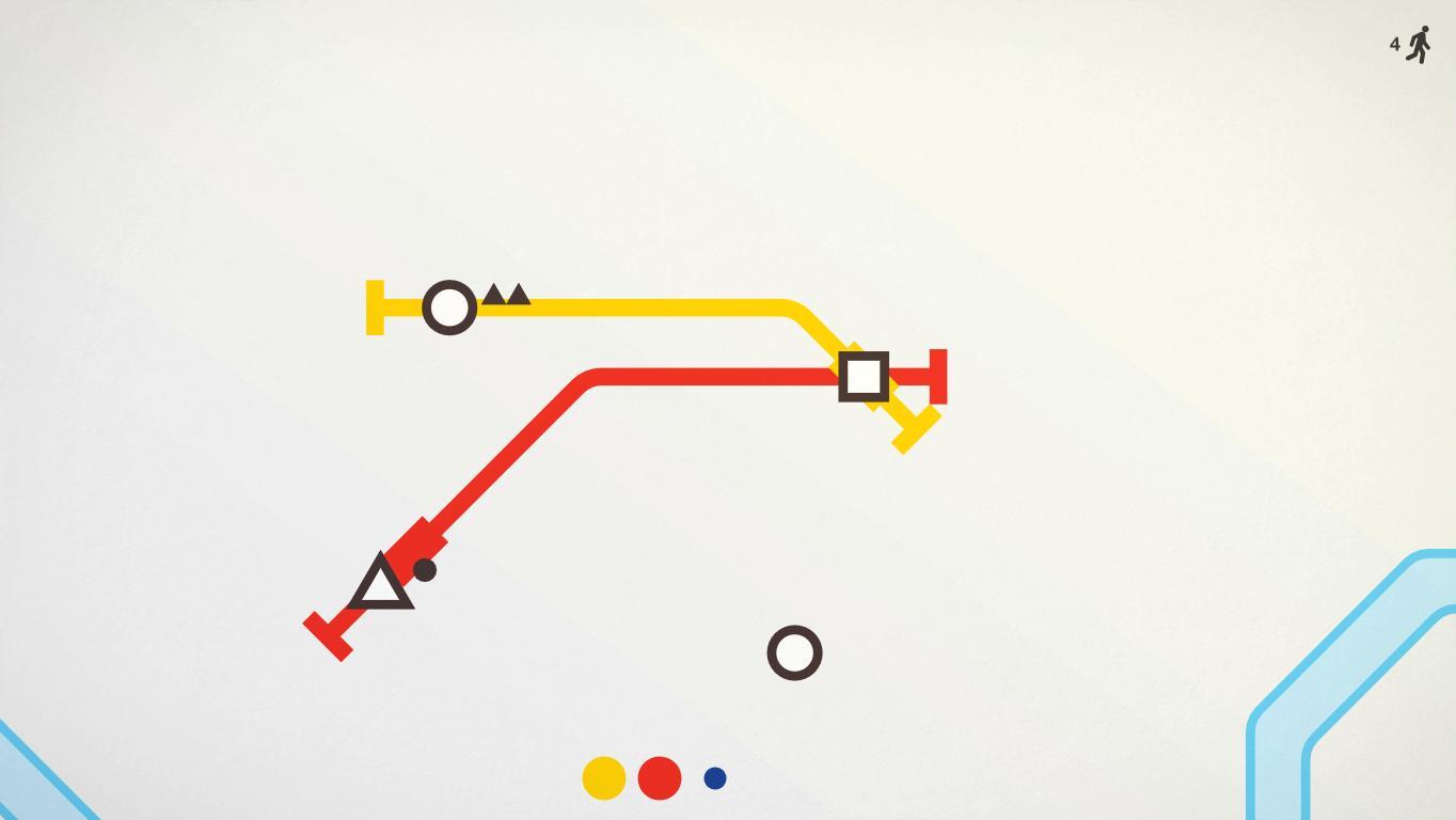 Mini Metro - Скриншот 3