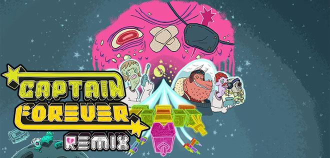 Captain Forever Remix v08.06.2016 - полная версия