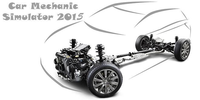 Автомобили для игры car mechanic simulator