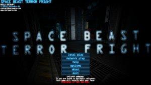 Space Beast Terror Fright - игра на стадии разработки