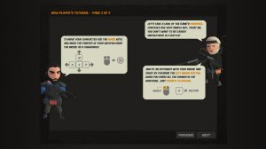 Of Guards And Thieves - игра на стадии разработки