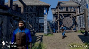 Medieval Engineers v0.6.1 (игра на стадии разработки) – торрент