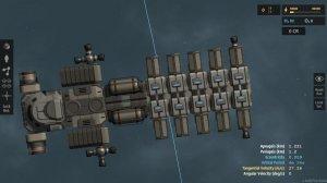 Celestial Command v0.8831 - игра на стадии разработки