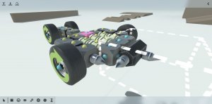 Wreck Arena v0.1.0 - игра на стадии разработки