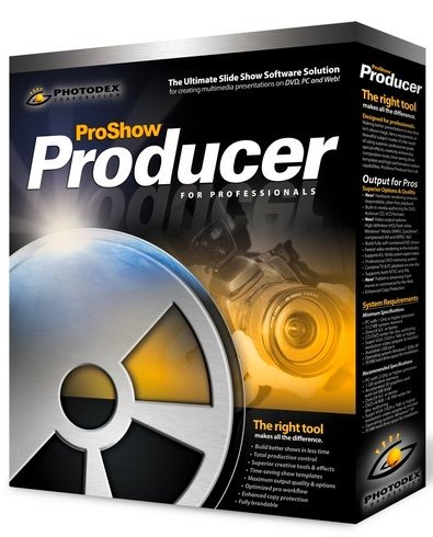 Photodex ProShow Producer на русском