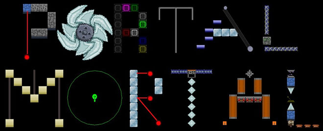Portal Mortal v0.5.0 - игра на стадии разработки