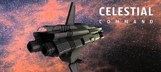 Celestial Command v0.8921 - игра на стадии разработки