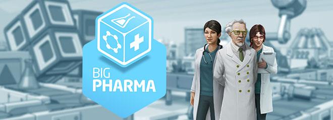 Big Pharma v1.07.10 - полная версия на русском